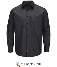RS40 - Woven Work Shirt with MIMIX Technology