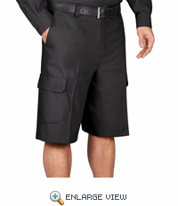WP90BK Dickies Functional Black Cargo Work Short