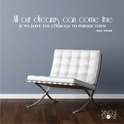 All Our Dreams - Wall Decals