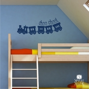 Choo Choo Train - Wall Decals