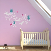 Enchanted Garden - Wall Decals
