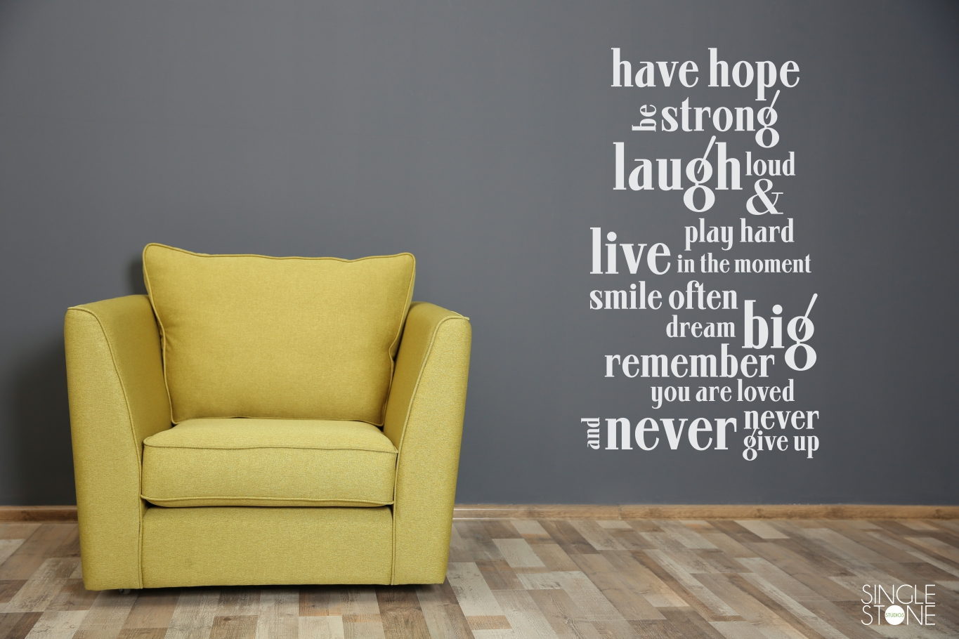 Have Hope - Wall Decals - Wall Decals | Wall Stickers | Vinyl Wall Art