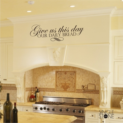 Our Daily Bread - Wall Decals