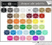 Wine List Border - Wall Decals