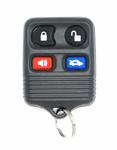 1998 Lincoln Continental Keyless Entry Remote
