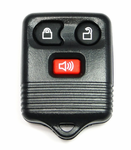 2001 Ford Ranger Keyless Entry Remote