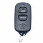 2001 Toyota Camry Keyless Entry Remote (dealer installed)'