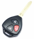 2007 Toyota RAV4 Keyless Remote Key - refurbished