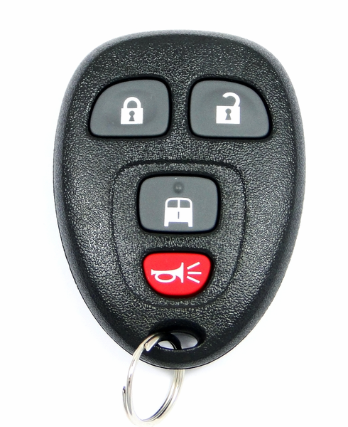 2008 Chevrolet Express Remote Keyless Entry Remote Start