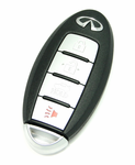 2008 Infiniti G37 Keyless Entry Remote / key