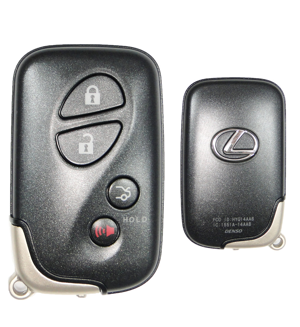 2014 lexus gs 350 key battery