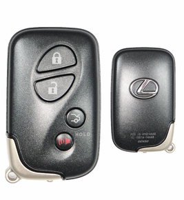 2009 Lexus IS350 Proxy Keyless Entry Remote 89904-30270