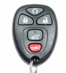 2010 Buick Enclave Keyless Entry Remote w/ Engine Start, Power Liftgate