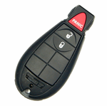 2010 Chrysler Town & Country Remote FOBIK - key included