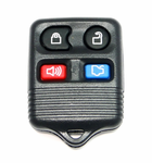 2010 Ford Focus Keyless Entry Remote