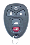 2012 Chevrolet Malibu Remote start Keyless Entry Remote - Used