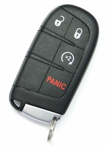2012 Dodge Journey Keyless Remote Engine Start