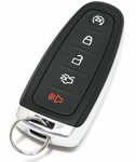 2012 Ford Edge Smart Remote Key w/Engine Start - 5 button