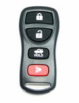 2012 Nissan Armada Keyless Entry Remote with lift gate