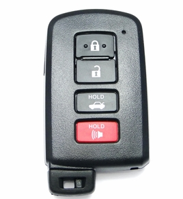 2012 Toyota Camry smart remote key - Refurbished