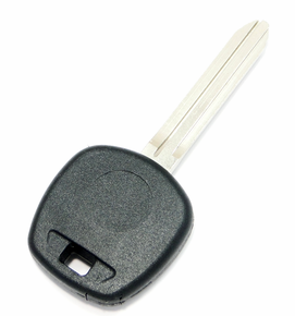 2012 Toyota Yaris transponder spare car key