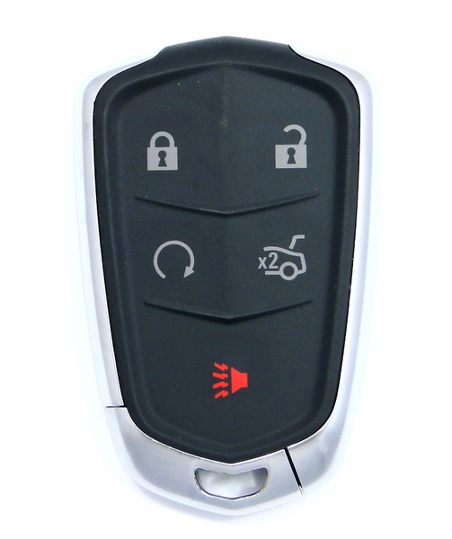 2014 cadillac cts smart remote keyless entry key fob