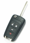 2014 Chevrolet Equinox Keyless Entry Remote Key w/ Trunk