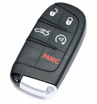 2014 Dodge Charger Keyless Remote Key w/ Engine Start