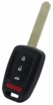 2014 Honda Civic Keyless Remote Key