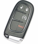 2014 Jeep Cherokee Smart Keyless Entry Remote Key w/ Remote Start