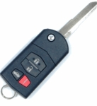 2014 Mazda MX5 Miata Keyless Entry Remote / key - refurbished