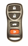 2014 Nissan Armada Keyless Entry Remote with lift gate
