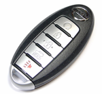 2014 Nissan Maxima Keyless Remote Key combo w/ Engine Start