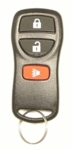 2014 Nissan NV Keyless Entry Remote