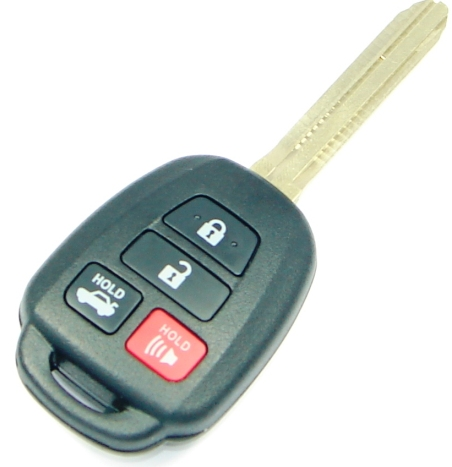 2014 toyota camry remote keyless entry key key fob transmitter. Black Bedroom Furniture Sets. Home Design Ideas