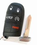 2015 Dodge Dart Keyless Smart Remote Key w/ Engine Start
