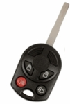 2015 Ford Escape Keyless Remote / key combo - 4 button