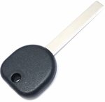 2015 GMC Canyon transponder key blank