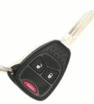2015 Jeep Wrangler Keyless Entry Remote Key