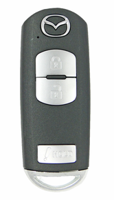 2015 Mazda CX5 smart remote key