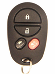 2015 Toyota Sequoia Keyless Entry Remote w/ Back Door
