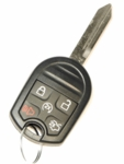 2016 Ford Taurus Keyless Entry Remote Key - 5 button