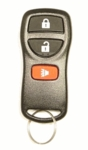 2016 Nissan NV Keyless Entry Remote
