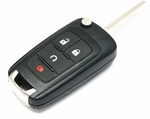 2017 Buick Encore Keyless Entry Remote Key w/ Remote Start