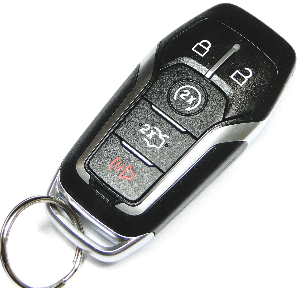 2017 Ford Mustang Smart Key Remote Keyless Entry Engine