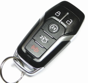 2017 Ford Mustang Remote Start Smart key