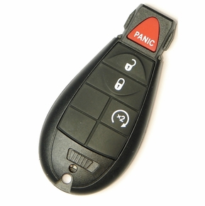 2017 Jeep Cherokee Keyless Entry Remote Start fob