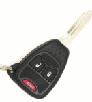 2017 Jeep Wrangler Keyless Entry Remote Key