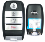 2017 Kia Optima Smart Keyless Entry Remote Key