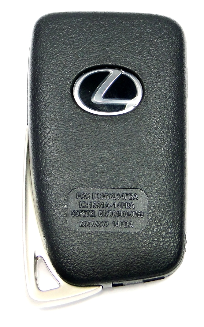 key keys tik il button lexus hatch lex smart